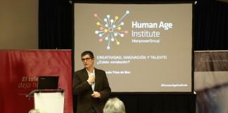 Masterclass de Fernando Trías de Bes: creatividad, innovacion y talento, ¿existe correlación?