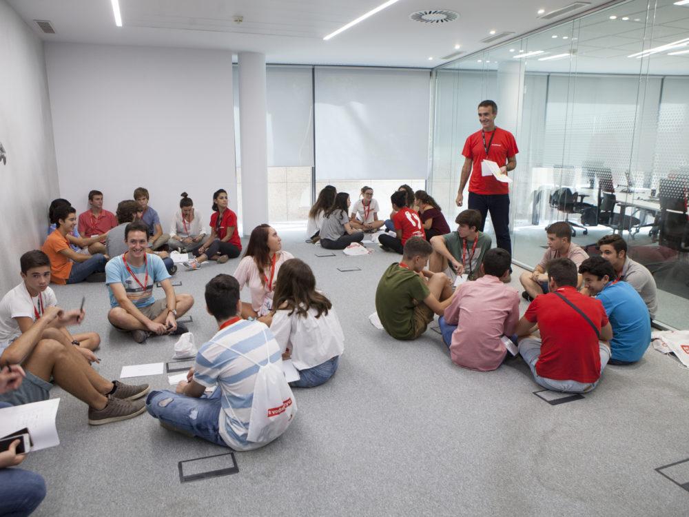 30/09/2017. Sevilla.  Evento VODAFONE YOUTH FESTIVAL. Foto: Gogo Lobato